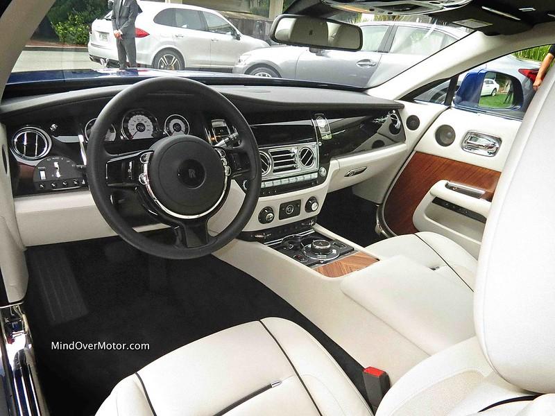 2014 Rolls Royce Wraith Interior ...