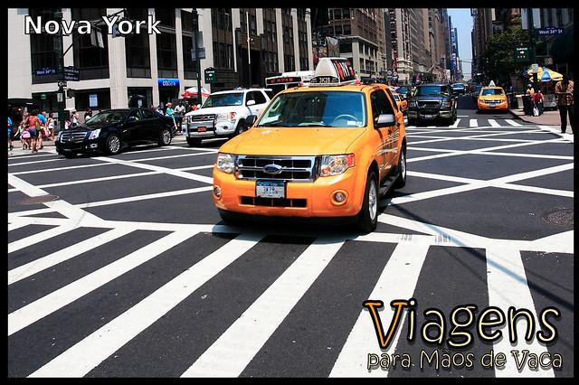 Táxis Nova York
