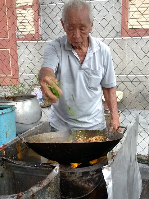 Siam Road Penang - Charcoal CHar Koay Teow-001