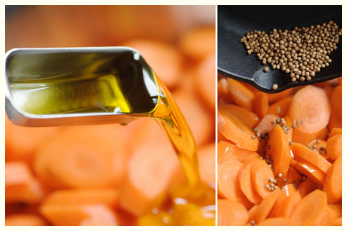 Carrot & Peas