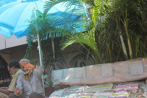 The Newspaperwala ,, Bandra Lucky Hotel Shot By Nerjis Asif Shakir 2 Year Old by firoze shakir photographerno1