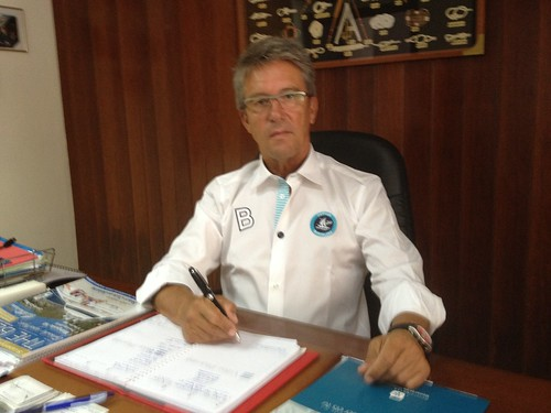 Jordi Senties, nou president de FADIN i ADIN.