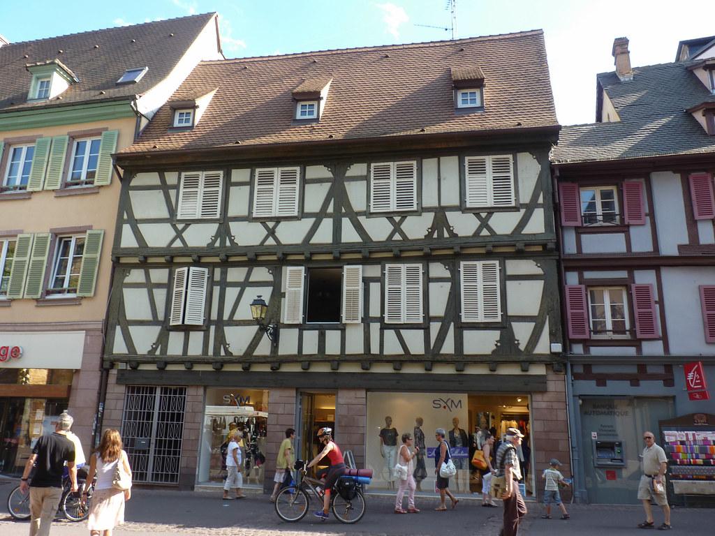 Hotel Turckheim Logis France