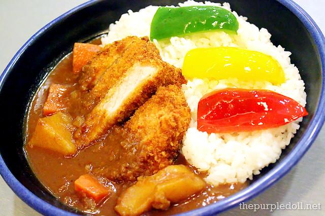 Katsu Curry (P275)