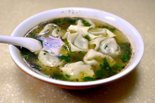 Dumpling Soup - Shanghai, China