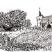 St. Peter and St. Paul's Church, Mottistone by -murilo-