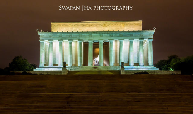 Lincoln Memorial - Dawn