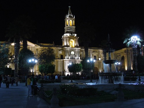A Day in the Life of a Texan in Arequipa, Peru