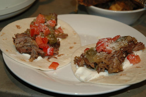 Slow Cooked Ropa Vieja