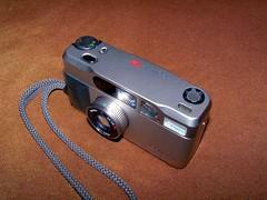 Best Fixed Lens Compact: Titanium Contax T2 (1991) Carl Zeiss Sonnar 1:2.8 38 mm T* - 1 (of 3) - Kodak DX7590