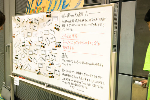 WordPress カルタ