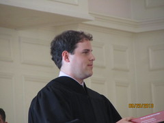 John Allen's ordination