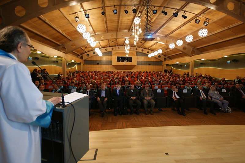 Üsküdar Üniversitesi Yeni Akademik Yıla Törenle Başladı