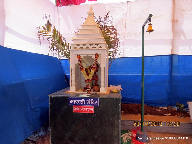 Mandir! - Handing Over Ceremony of Sanjeevani Developers' Sangam at Sus on Sunday 20th October 2013