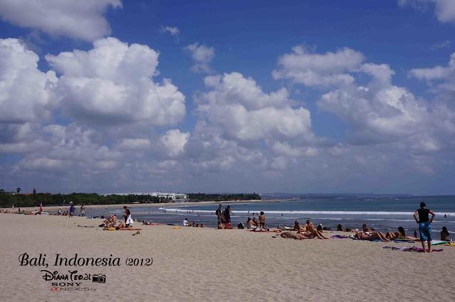 Bali Day 4 Kuta Beach