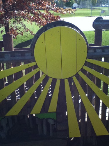 Timber Town playground