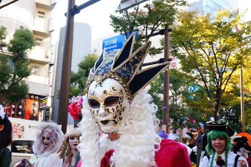 Kawasaki Halloween Parade 2013 54