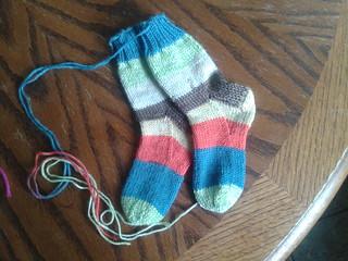 Nephew Socks 3
