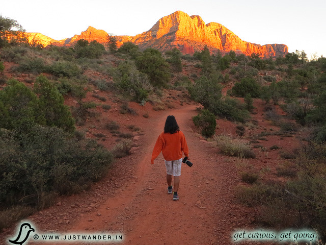 PIC: Hiking and Photography, Red Rocks, Sedona, Arizona