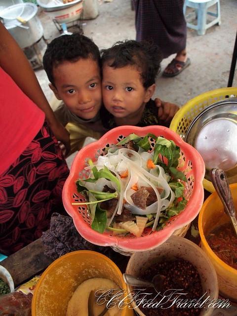Mandalay Salads