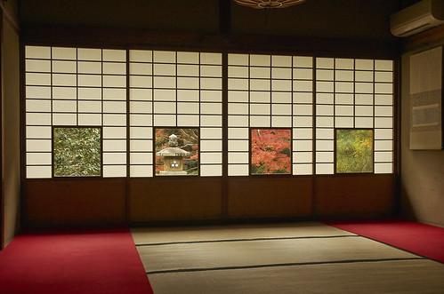 【写真】紅葉 : 雲龍院