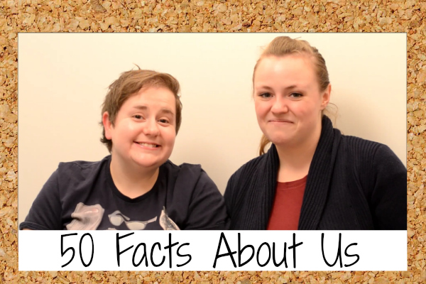 50 facts about us