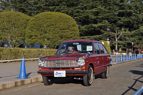 1968 MITSUBISHI COLT 1000F