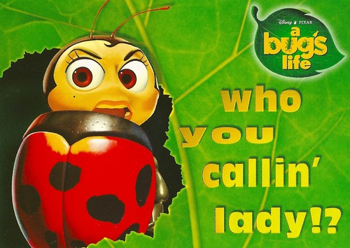 Bugs Life Ladybug francis a bug's life related keywords ...