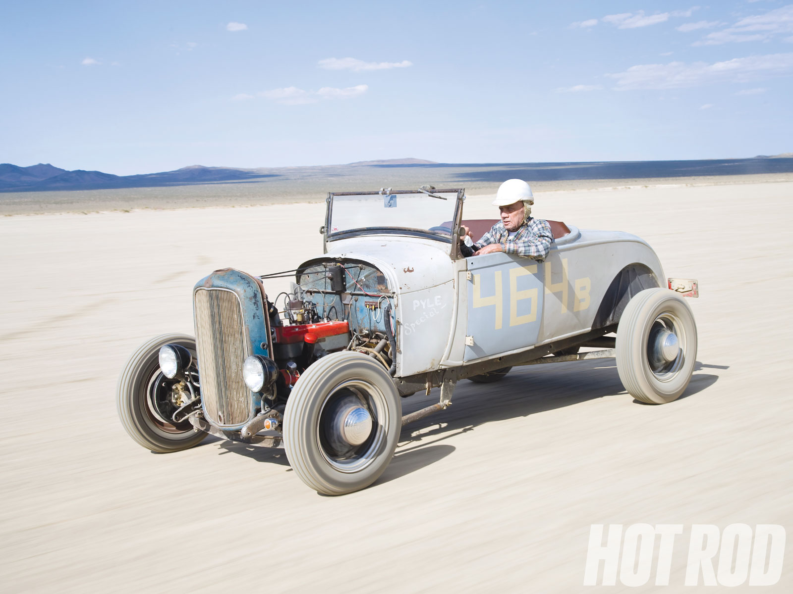 Ray pyle s 1929 ford model a roadster destined to survive