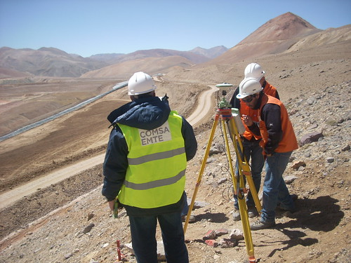 COMSA takes to the heights in the Andes