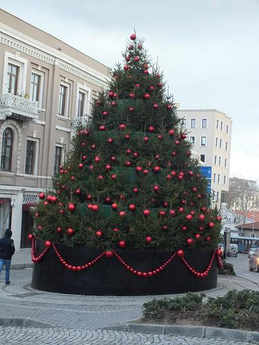 Emeletes Karácsonyfa