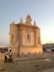 Gallipoli Italia, Puglia, Salento