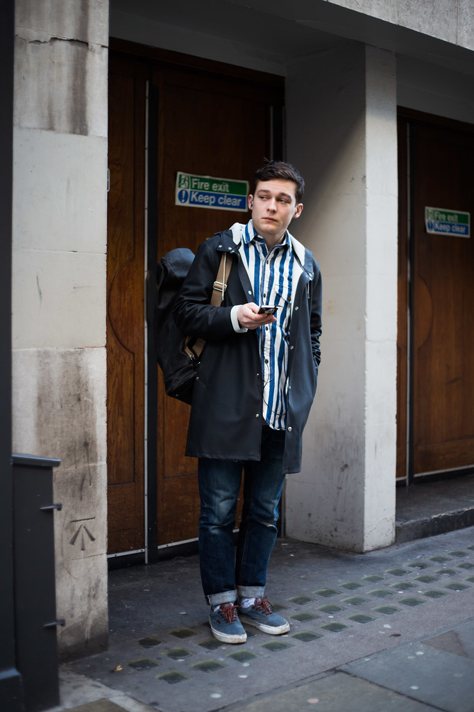 Street Style - Sergio, Seven Dials