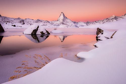 """Soft Winter""   Swiss Alps"