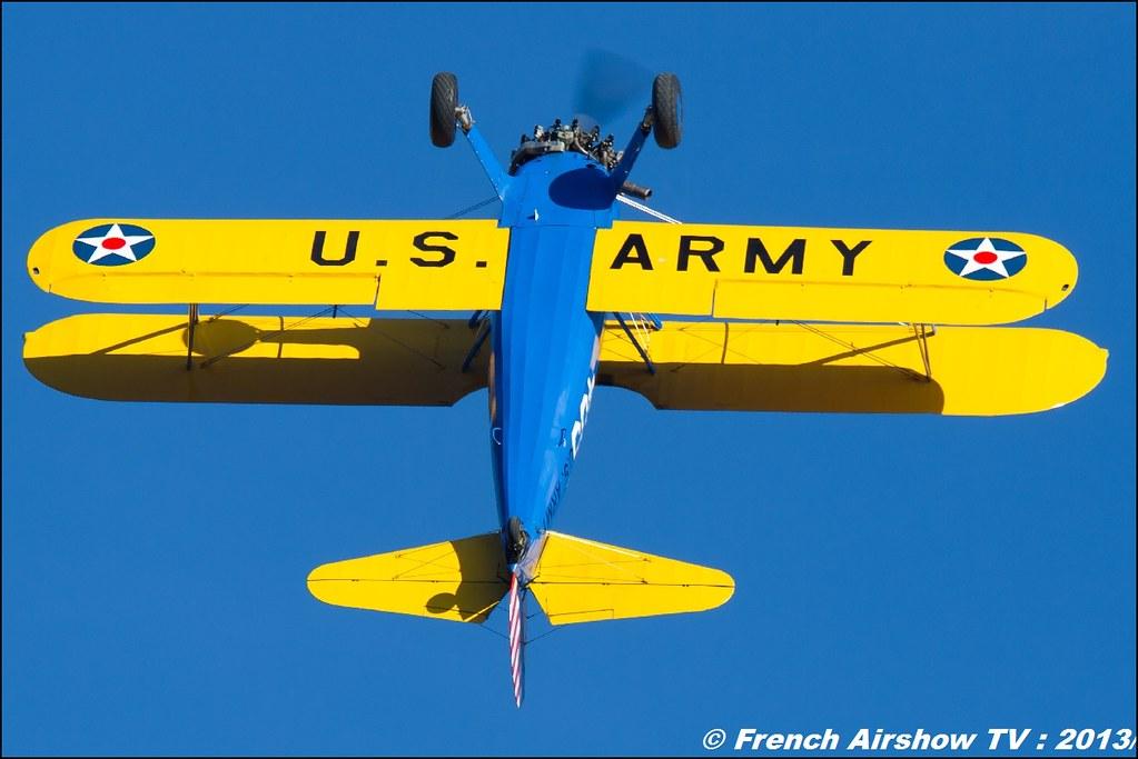 PT-17 Stearman.fr a Coupe Icare 2013