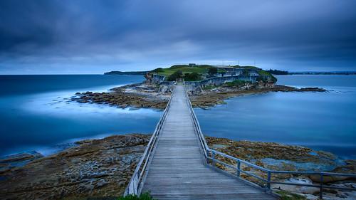 longexposure bridge sunset water night clouds cloudy australia newsouthwales cpl laperouse bareisland gnd09 bigstopper
