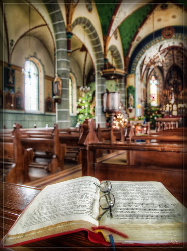 Kirche Büsslingen