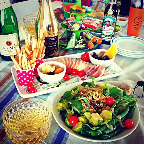 Lovely Home Party at Fumi's ♡