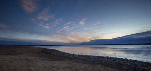 lake sunrise landscape dawn horizon kansascity smithville 1740mm smithvillelake
