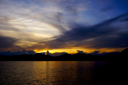 sky night sunrise cloudy philippines tropical visayas elnido palawan pacificislands carlzeiss lagenisland sunrisetour sel24f18z