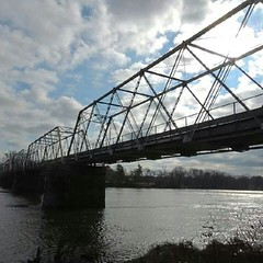 girder bridge, truss bridge, cantilever bridge, waterway, bridge,
