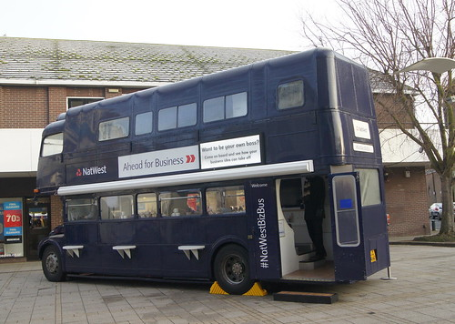 Natwest Business Bus (c) David Bell