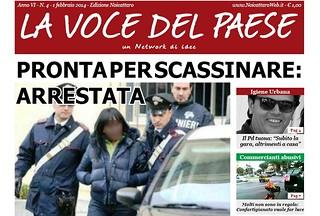 Noicattaro. Prima Pagina n. 4-2014 front