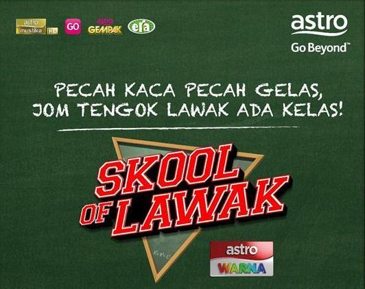 Johan Raja Lawak & Jepp Sepahtu Pengacara School of Lawak