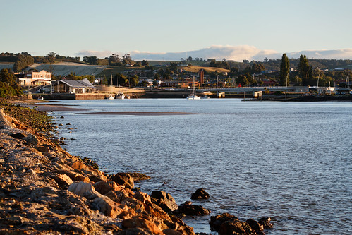 australia wharf tasmania breakwater ulverstone levenriver ulverstonewharf