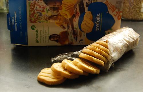 trefoilscookies