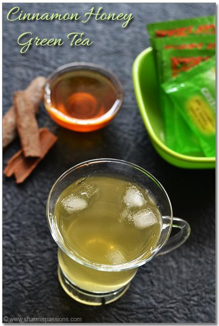 Tetley Cinnamon Honey Green Tea
