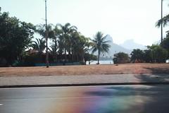 Arriving at Rio de Janeiro