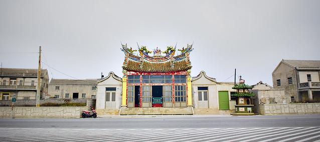 PMI03 Taoist temple - Penghu - Taiwan