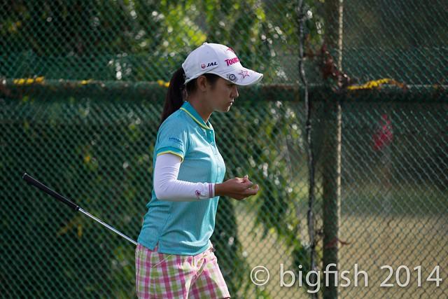 Day Two - HSBC Womens' Championship (pics intensive) 12825542185_d238b511f8_z